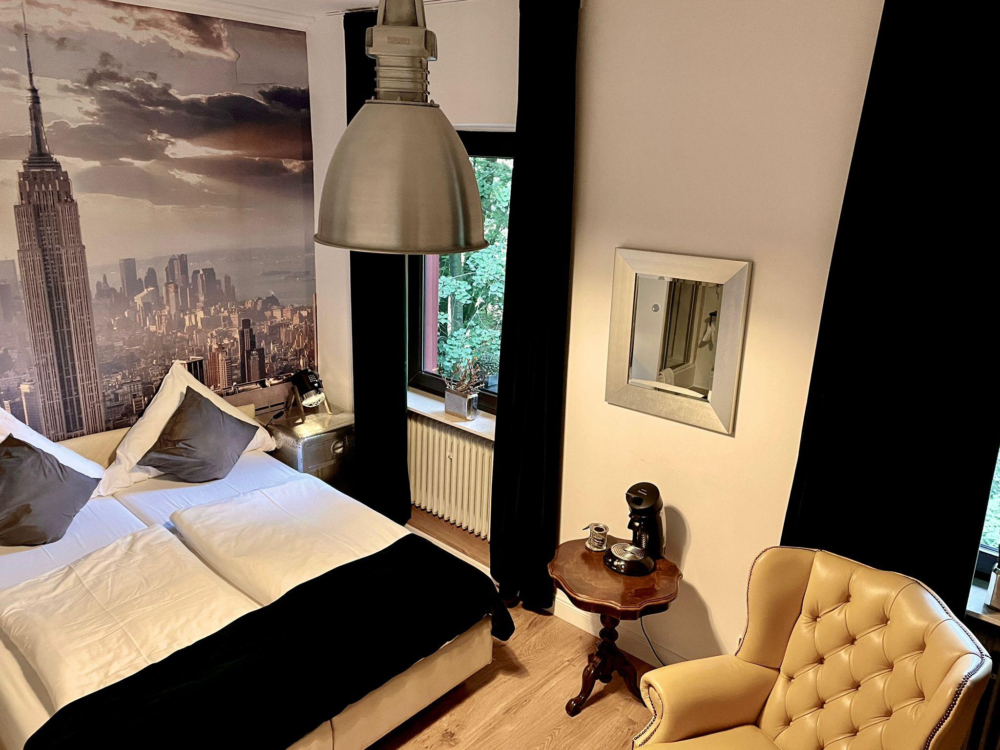 Hotel Am Volksgarten Düsseldorf Kategorie Large New York
